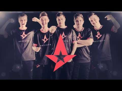 Astralis ECS Team Profile