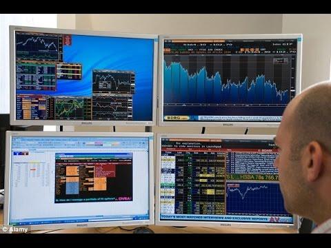 Заработок на прогнозах онлайн торговли на форекс   Dow Jones,DAX,Нефть и газ