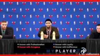 NBA 2K11 Wii Trailer