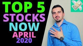 Gambar cover 5 Top Stocks To Buy Now April 2020 | Market Crash | 🔥