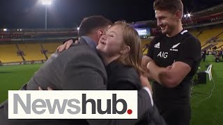 All Blacks' Barrett brothers share sister's story, raise Down syndrome awareness | Newshub