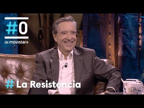 LA RESISTENCIA - Entrevista a Iñaki Gabilondo | #LaResistencia 20.11.2018