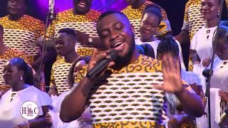 Agbadza Mix (FOPAW 3): ENYE YEN by Asare Bediako and SE MEBϽ JESUS NE DZIN by JE Nelson
