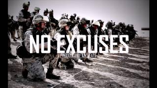 ''No Excuses'' - Dope Champion Hip-Hop Beat (Prod. by K.M.Beats)