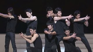 2013 Mr.japan 1st session - dance -