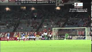 Sat,Aug 29,2015 Nissan Stadium MEIJI YASUDA J1 League 2nd Stage 9th...