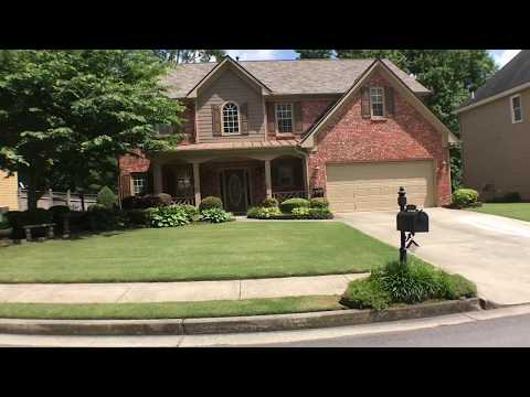 Home for Rent in Gwinnett County, 4BR, 2.5BA Lawrenceville Georgia