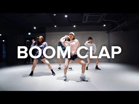 開始Youtube練舞:Boom Clap-Charli XCX | 鏡像影片