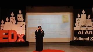 Labeling is for Objects | NOURA BO KHAMSIN | TEDxAlAnjalNationalSchool