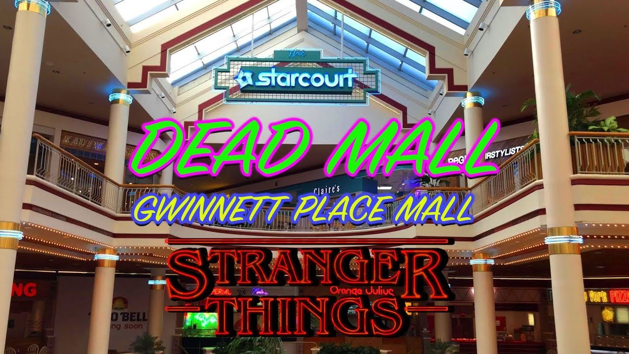 There's much more to Stranger Things' Starcourt Mall than