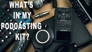 Episode 14  -  Whats in my podcast kit?
