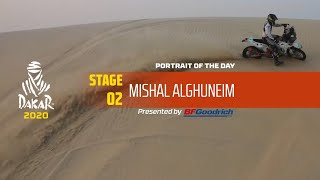 Dakar 2020 - Stage 2 - Portrait of the day - Mishal Alghuneim