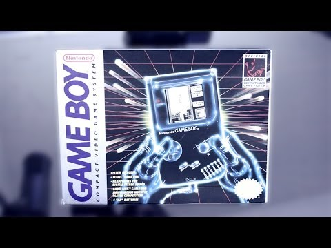 Retro Unboxing: Game Boy (En español)