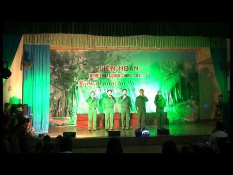 Liên hoan văn nghệ quần chúng khối UBND huyện Sơn Dương