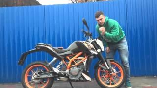 Світлодіодна Led лампа для мотоцикла - Розпакування та встановлення