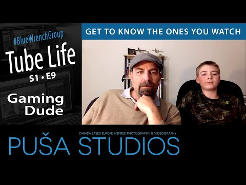 Puša Live Stream #016:  Son and Father Duo... People, we got Gaming Dude!