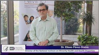2016 Health Disparities Research Institute Testimonials