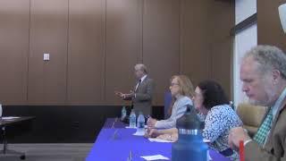 Faculty Senate Meeting 9 20 18