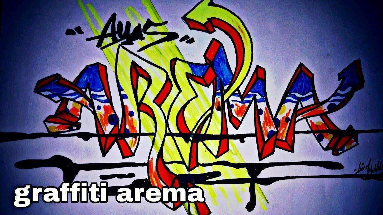 Download 80+ Gambar Grafiti Aremania Paling Baru Gratis