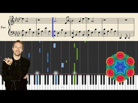 Coldplay - Up&Up - Piano Tutorial + Sheets