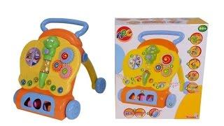 Видеообзор детская игрушка - каталка для самых маленьких деток