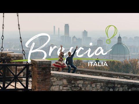 BRESCIA: la città più SOTTOVALUTATA d'Italia!  - Guida di viaggio per un weekend