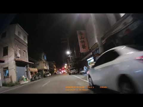SJ雙視代II 夜間測試
