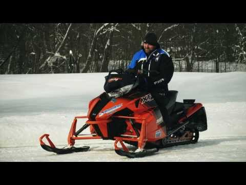 TEST RIDE: 2014 Arctic Cat XF 8000 Sno Pro Limited