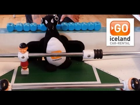 GoIceland Car rental Iceland competition