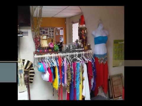 Panama Belly Dance Academy Boutique.wmv