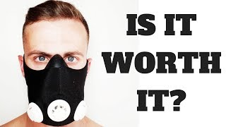 Elevation Training Mask | Is it Worth it? | Explained by Science