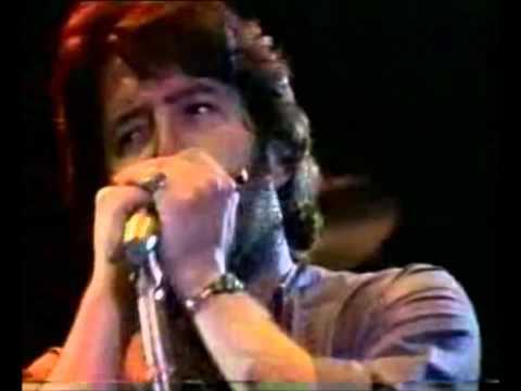 Paul Butterfield -   Blues Band  (Walking Blues - Live 1978 )
