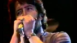 Paul Butterfield -   Blues Band  (Walking Blues - Live 1978 )