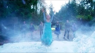 Once Upon A Time 4x11 | Emma, Elsa, Anna, and Kristoff