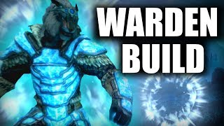 Skyrim SE Builds - The Warden - Remastered Build