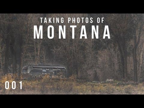 Taking Photos In MONTANA!!! |001|