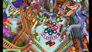 3D Ultra Thrill Ride Pinball PC Gameplay [HD]