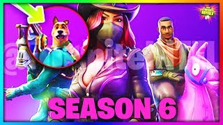 *LEAKED* PETS COMING to Fortnite in Season 6 CONFIRMED!! UNLOCK Animals in NEXT UPDATE! [Retrex]