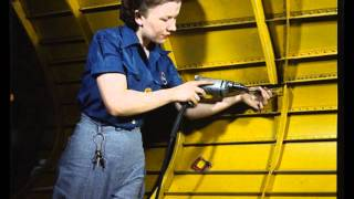 Rosie the Riveter | Four Vagabonds