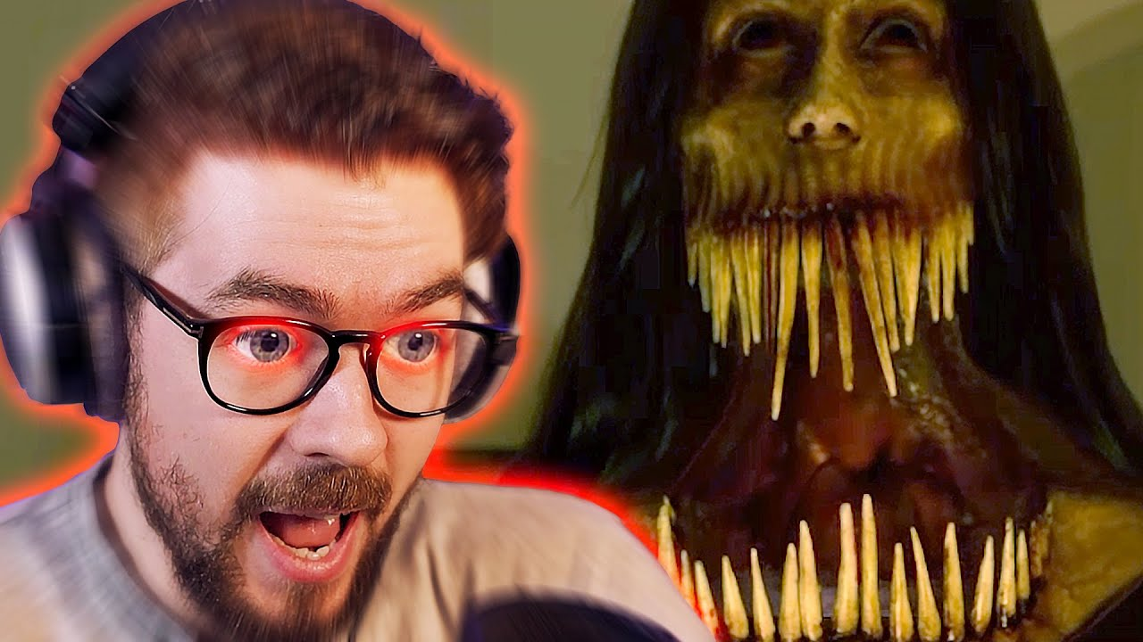 Reacting To The Scariest Videos On The Internet 1 Youtube