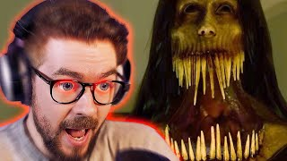 Reacting To The Scariest Videos On The Internet #1