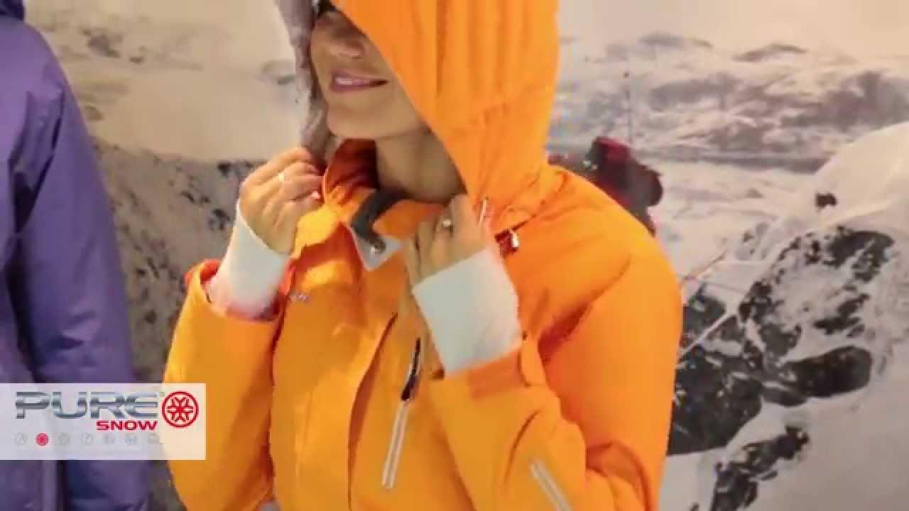 Chamonix Women s Pure Snow Jacket - YouTube 670db0a09