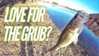 Where's the love for the Grub?? - Mather Lake Fishing - Sacramento, CA