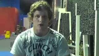 Strikeforce Challengers 13 - Chris Barnhizer talks Strikeforce debut, and competing on the big stage