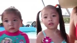 Cristine Reyes and Aramina Bonding together with their Family Summer Outing