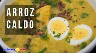Experiment - How to Cook Pina Sosyal na Arroz Caldo