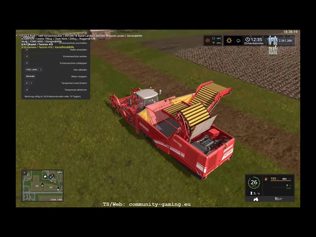 Doppel-Roder | Folge #212 | Let's Play Landwirtschafts Simulator 2017