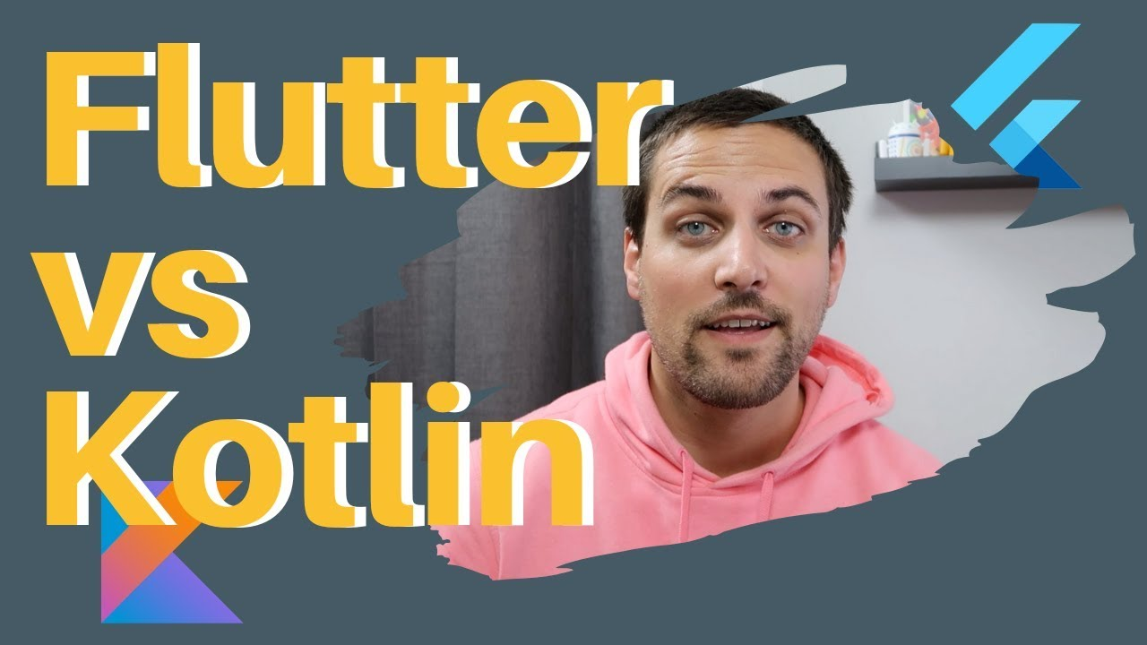 Kotlin vs Flutter? Are you comparing them fairly? - goobar io