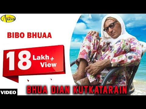 Bhua Dian Kutkatarain Part -2 || Bibo Bhuaa || New Comedy Punjabi Movie 2015 Anand Music