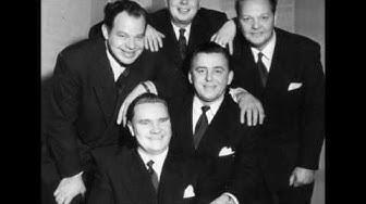 TUPAANTULIAISET, Kipparikvartetti ja orkesteri v.1952